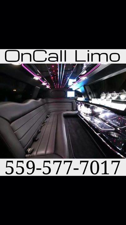 OnCall Limo Tcp#35085 cover