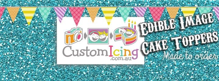 CustomIcing.com.au cover