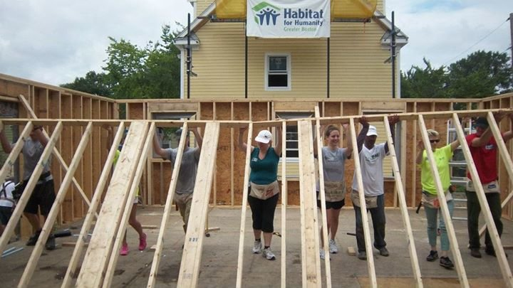 Habitat for Humanity Greater Boston cover