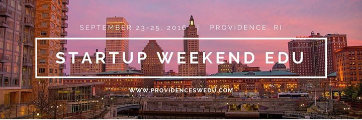 Startup Weekend Education Providence cover