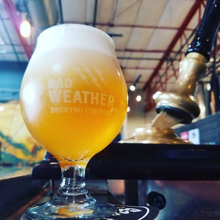 Bad Weather Brewing Company cover