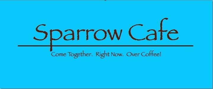 Sparrow Cafe cover