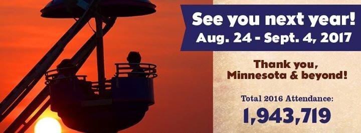 Minnesota State Fair cover