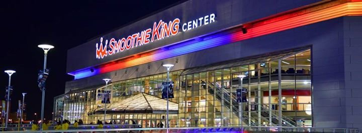 Smoothie King Center cover