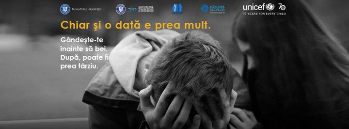 UNICEF Romania cover