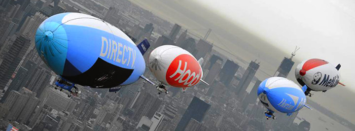 Van Wagner Aerial Media LLC cover