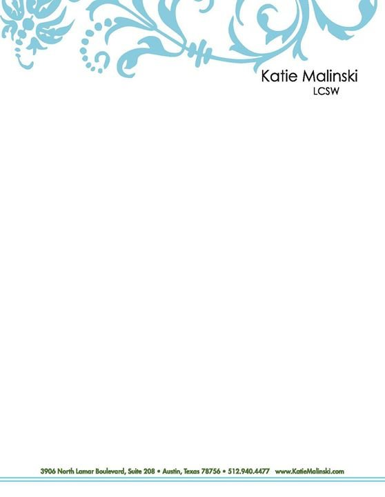 Katie Malinski, LCSW cover