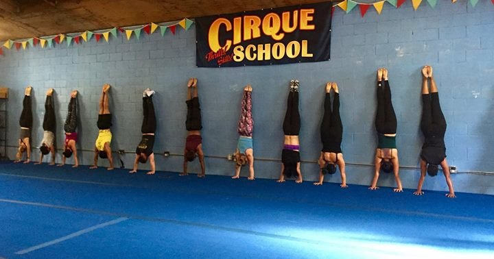 Cirque School Los Angeles cover