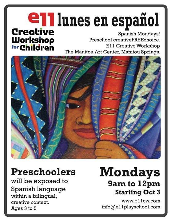 E11 Creative Workshop cover