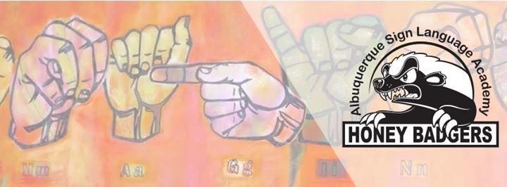 Albuquerque Sign Language Academy cover