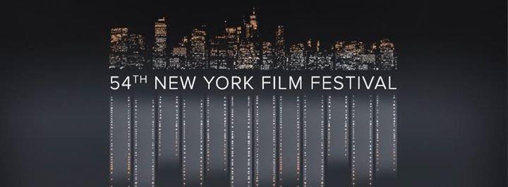 New York Film Festival cover