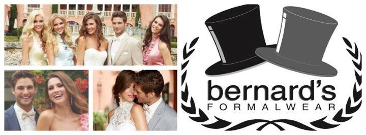 bernard's formalwear cover