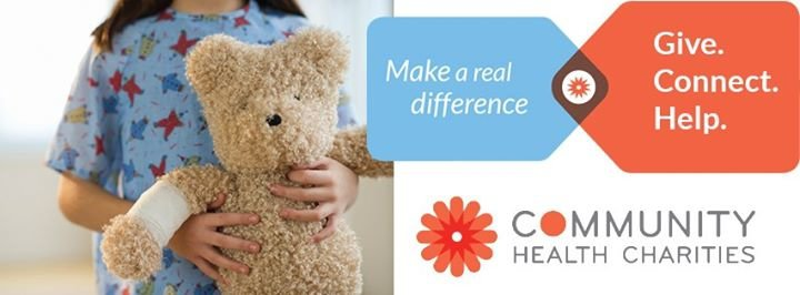 Community Health Charities cover