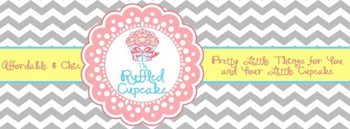 The Ruffled Cupcake cover