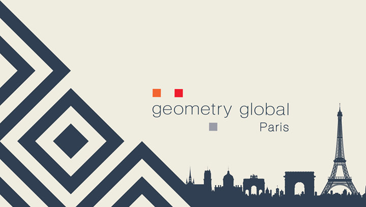 Geometry Paris cover
