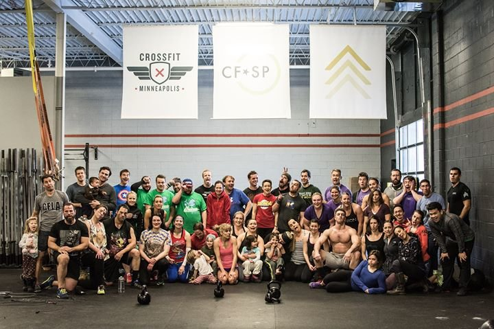 CrossFit St Louis Park cover