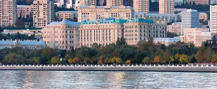 Four Seasons Hotel Baku, Azerbaijan cover