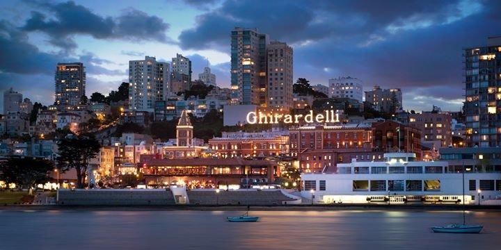 Ghirardelli Square cover