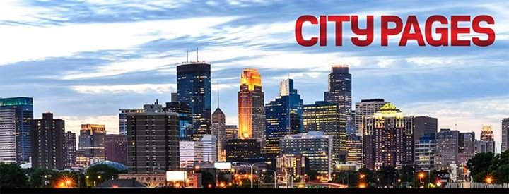 City Pages Minneapolis cover