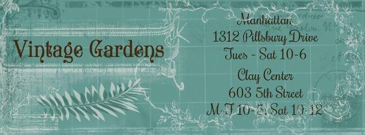 Vintage Gardens cover