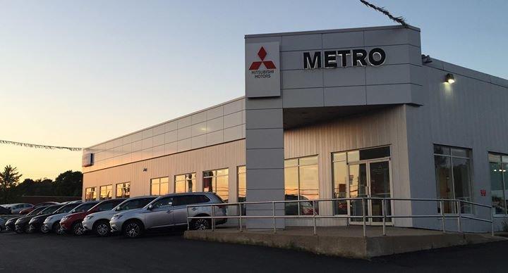 Metro Mitsubishi cover