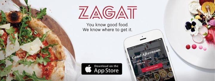 Zagat cover