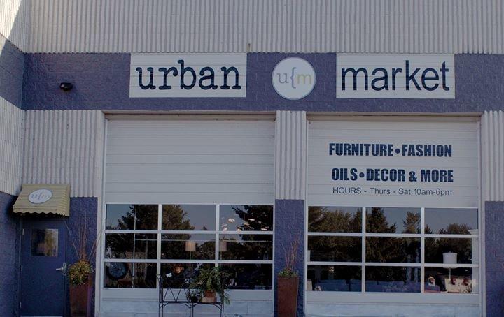 Urban Market Medina cover