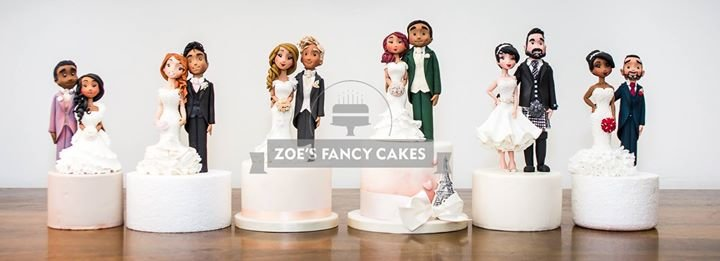 Zoe's fancy cakes cover