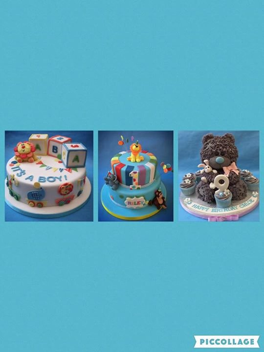 Carons Cakery cover