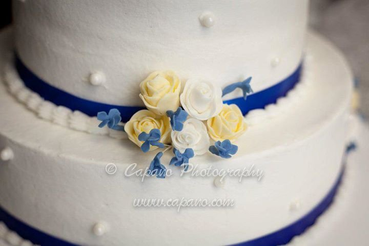 Cakes by Capano cover