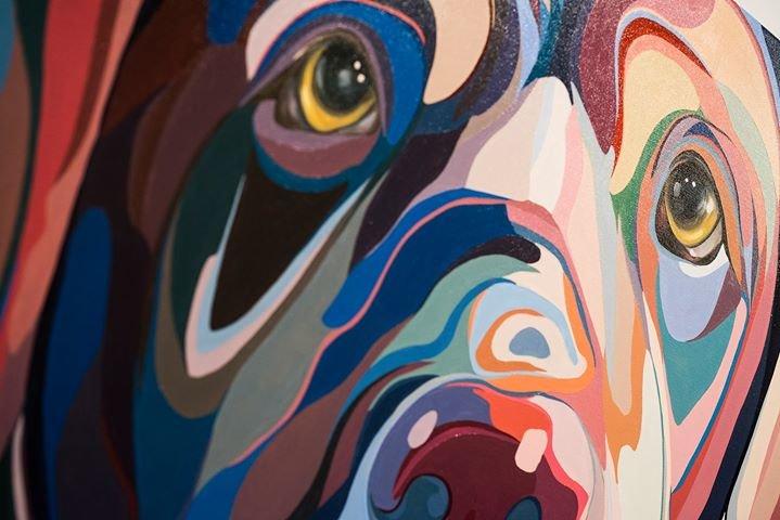 Lintu Art: Sarah Thornton cover