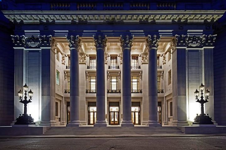 Four Seasons Hotel London at Ten Trinity Square cover