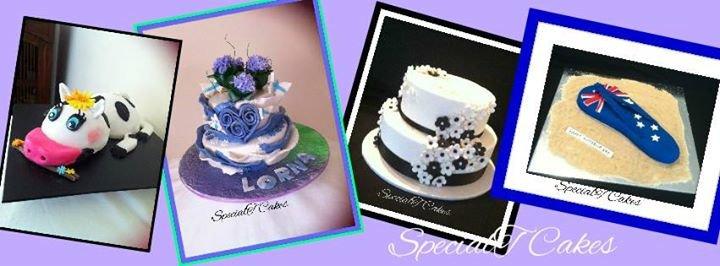SpecialT Cakes cover