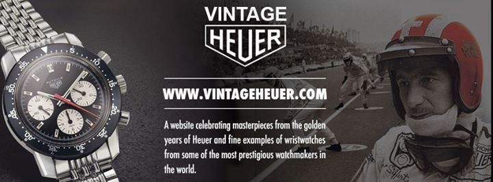 Vintage Heuer cover