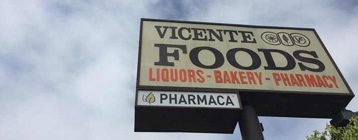 Vicente Foods cover