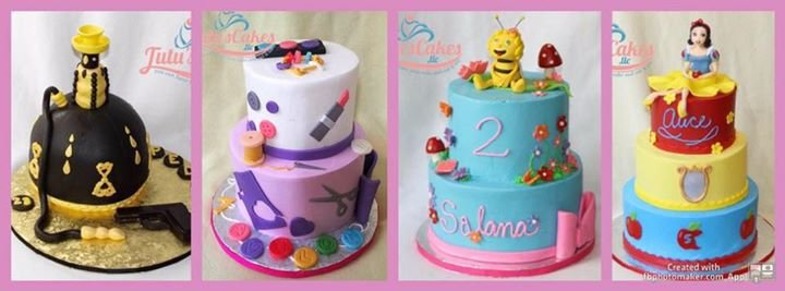 Tutu's Cakes, LLC cover