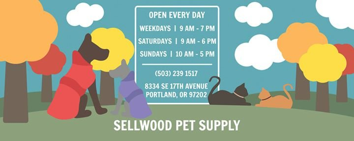 Sellwood Pet Supply cover