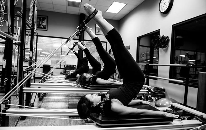 Core Studio Pilates cover