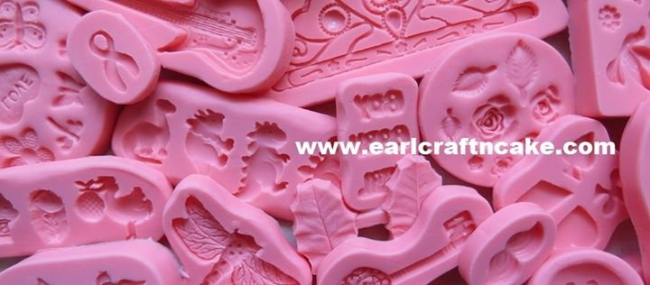 Earl Craft n Cake cover