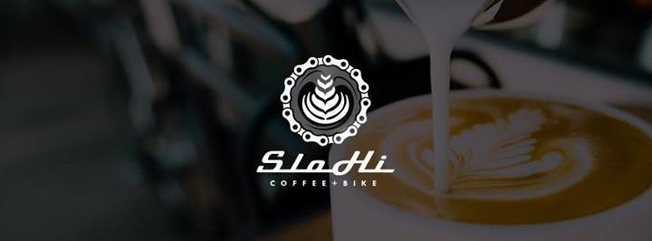 SloHi Coffee + Bike cover