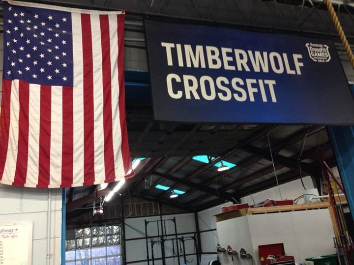 Timberwolf CrossFit cover