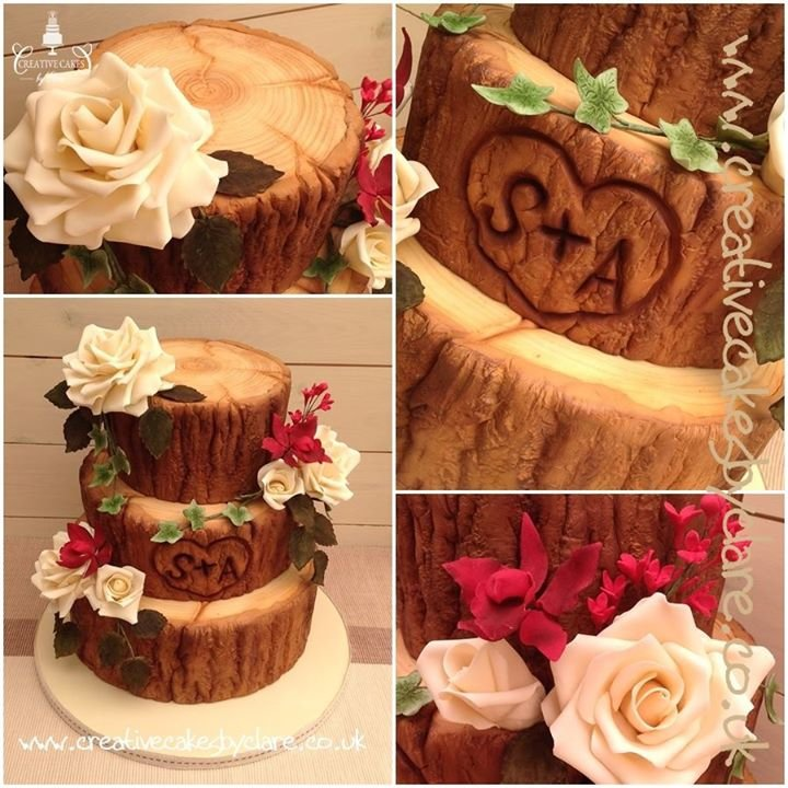 Creative Cakes by Clare cover