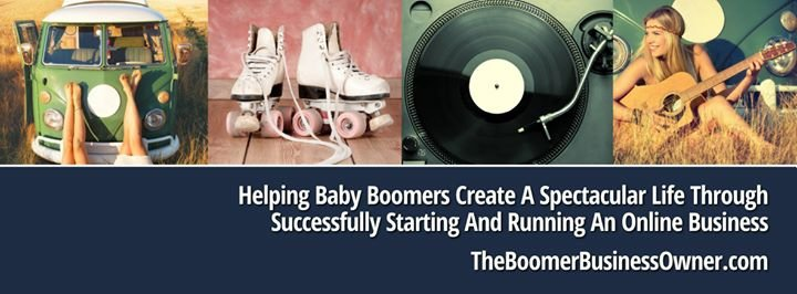 The Boomer Business Owner cover