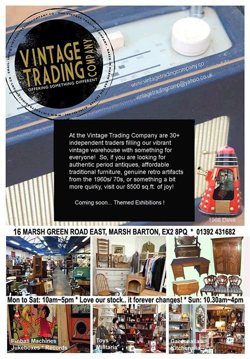 The Vintage Trading Company cover