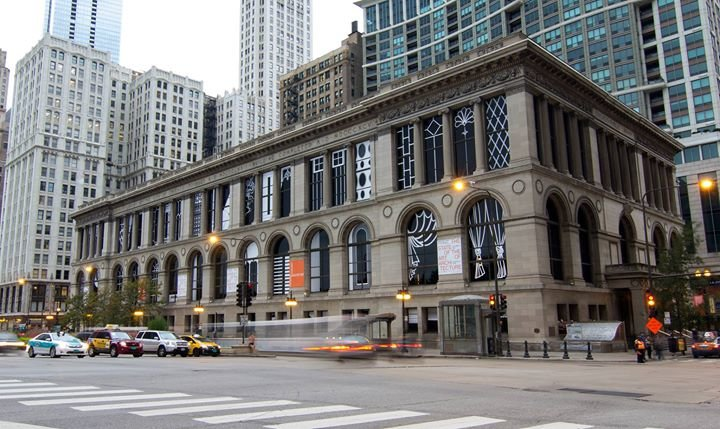 Chicago Cultural Center cover