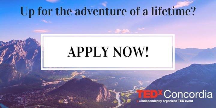 TEDxConcordia cover