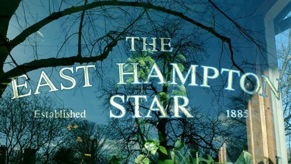 The East Hampton Star cover