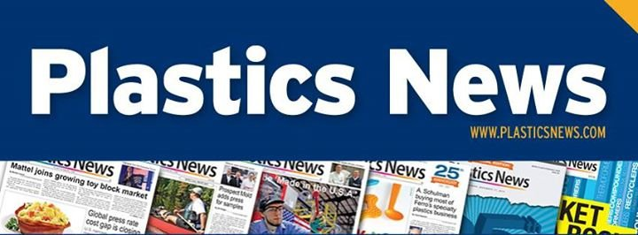 Plastics News cover