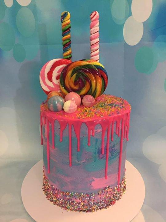 Sarniques Cakes cover