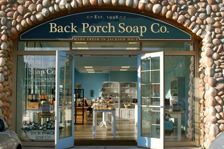 Back Porch Soap Company cover